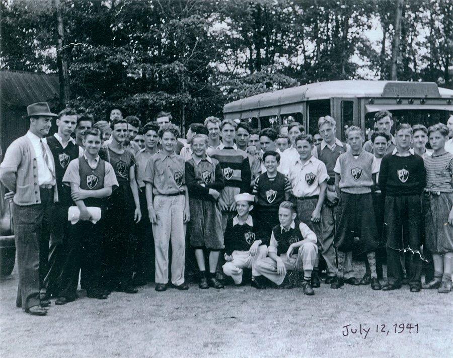 Happy Valley 1941